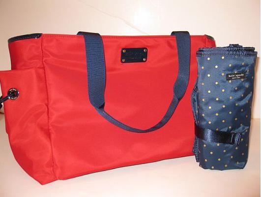 diaper bags kate spade minimalist mama. Black Bedroom Furniture Sets. Home Design Ideas